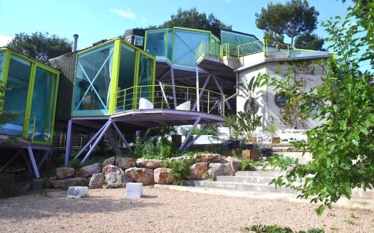 High-standard villa rental, Ibiza