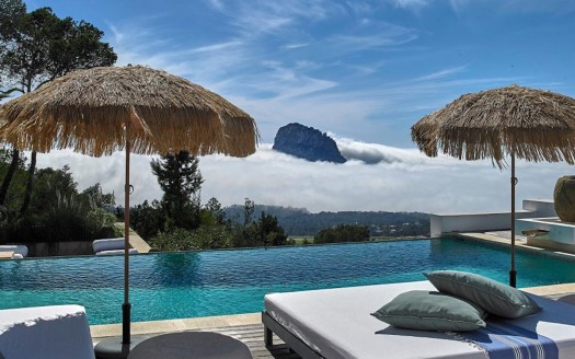 Holiday home, magical Es Vedra, Balearic