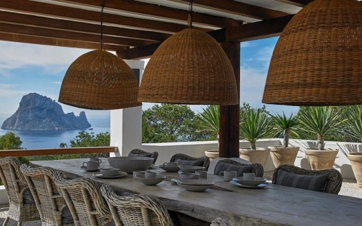 Villa Vedra, luxury rental Ibiza