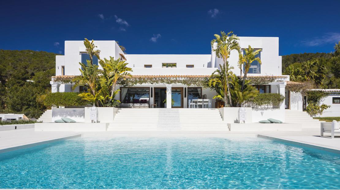 Private villa, Golden Mile Ibiza