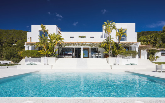 Private villa, Golden Mile Ibiza