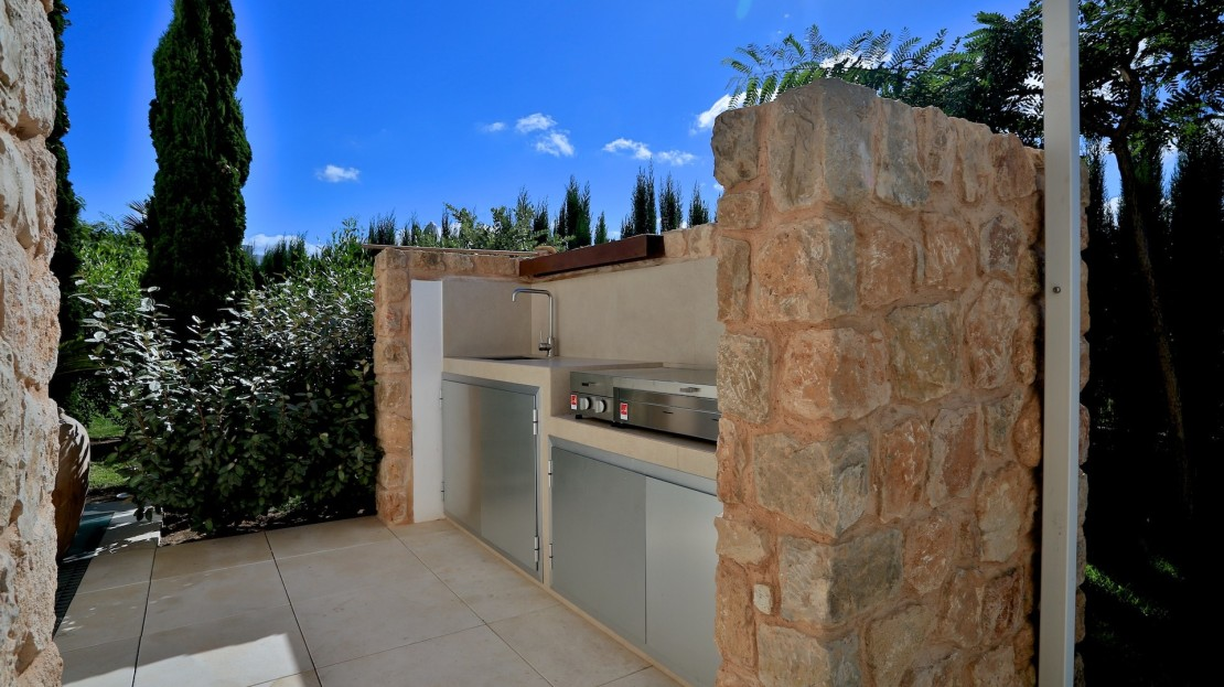 Friendly family villa rental