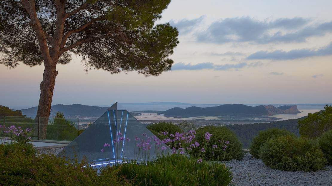 Luxury property in Golden Mile, Ibiza