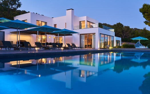 Luxury home for rent in Ibiza