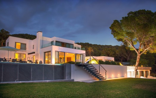 Most exclusive home to rent in Ibiza