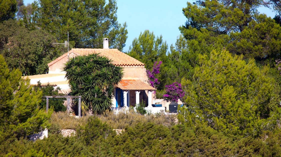 Lovely house to rent in Formentera