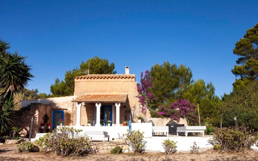 Casa Cabana, standard rental in Formentera