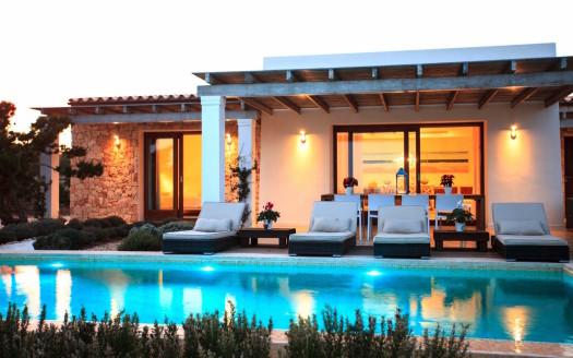 Casa Lina with pool, holiday rental in Formentera, Balearic island