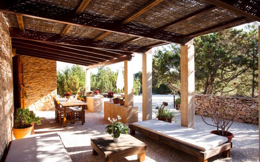 Casa Sombra, lovely house for holiday rental in Formentera