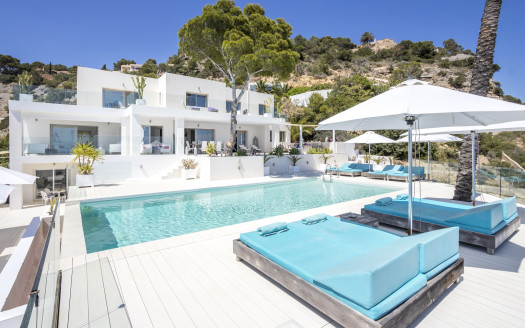 Villa SEa, Exclusive property with sea access to rent, Balearic Island, Spain