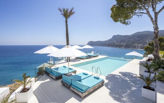 Luxury villa with sea access, Ibiza