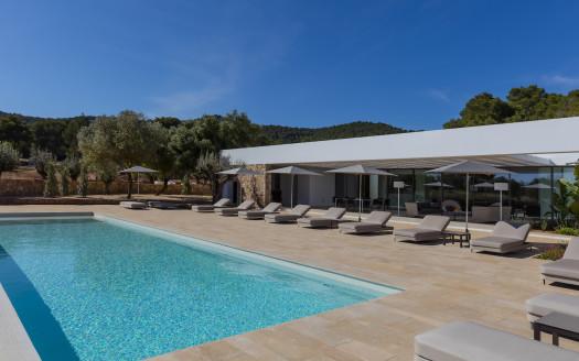Can Malca, luxury villa rental, Santa Eulalia, Ibiza
