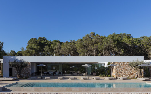 Can Malca, luxury villa rental, Santa Eulalia, Ibiza