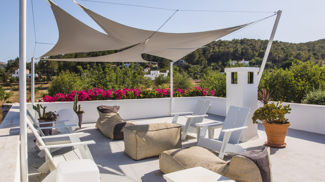 4 bedroom luxury villa to rent in Ibiza