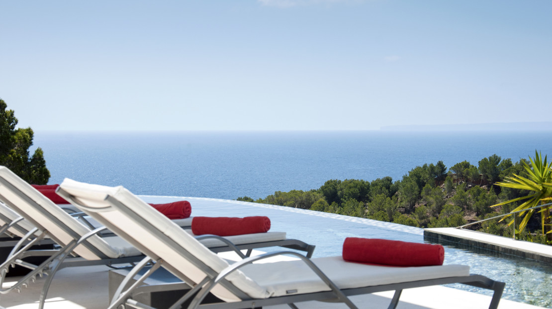 Prime location villa, Luxury life, Ibiza