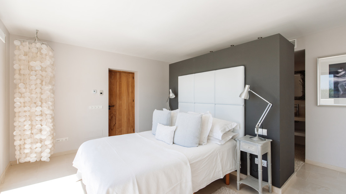 Can Riviera is a Ibiza Luxury villa and child-friendly, Spain