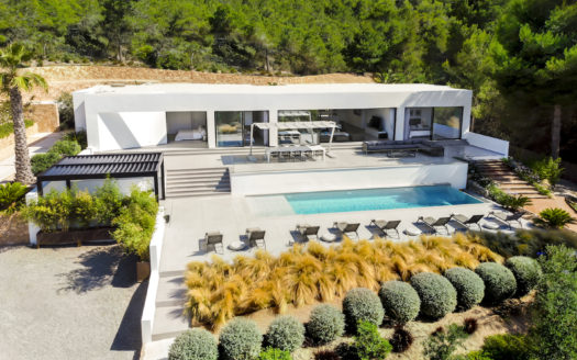 Villa Laya is a luxury property to rent in Ibiza, Balearic Island, Spain