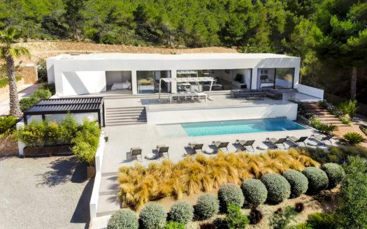 Villa Laya is a luxury property to rent in Ibiza, Balearic Island, Spain