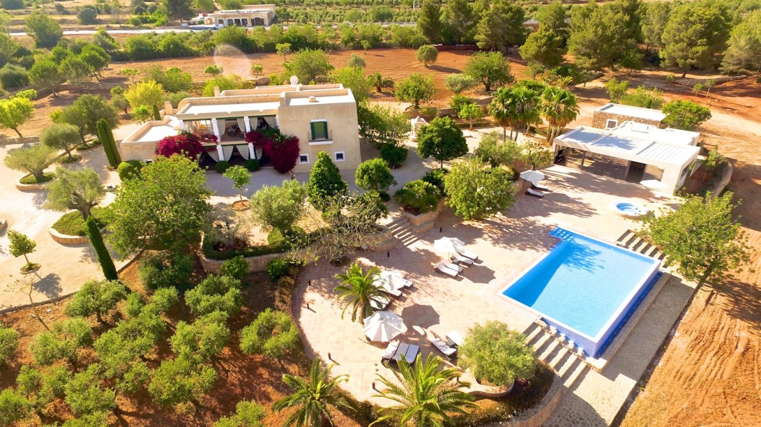 Farmhosue to rent in the north of Ibiza, Balearic island, Spain