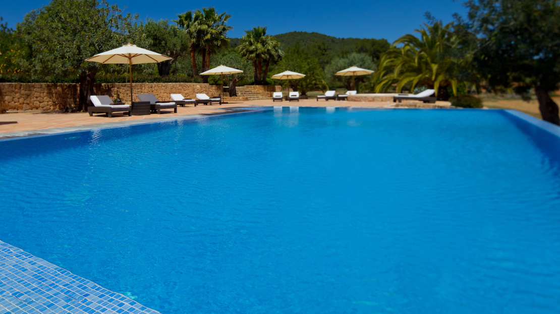6 bedroom large finca to rent, ideal to celebrate an event or a wedding, Balearic Island, Spain