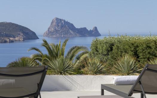 Luxury Holiday rental, Es Vedra views