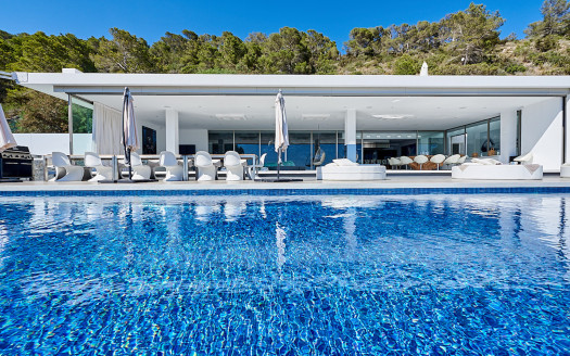 Ibiza luxury villa rental