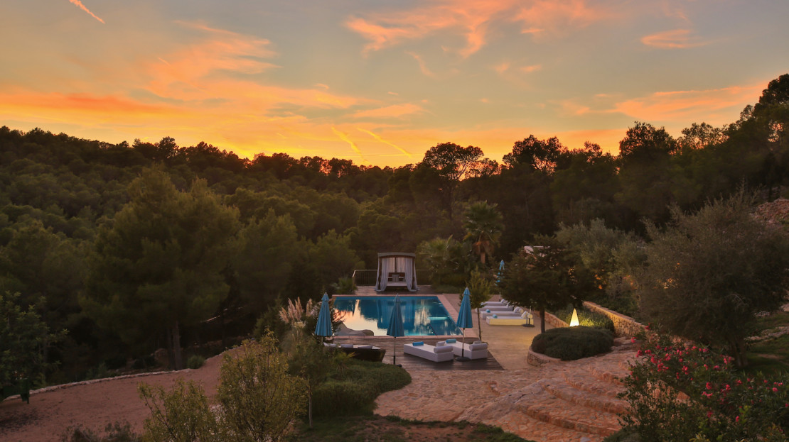 Private villa venue