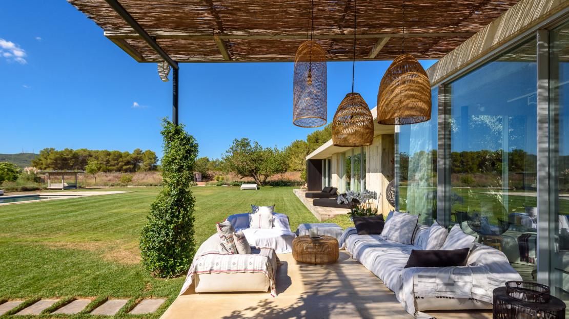 Exclusive villa to rent