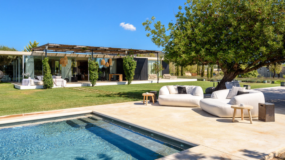 Exclusive villa for your next vacation in Ibiza, Spain