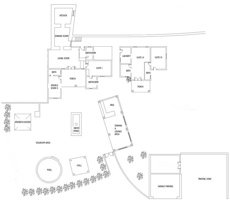 Can Payes Floor Plan
