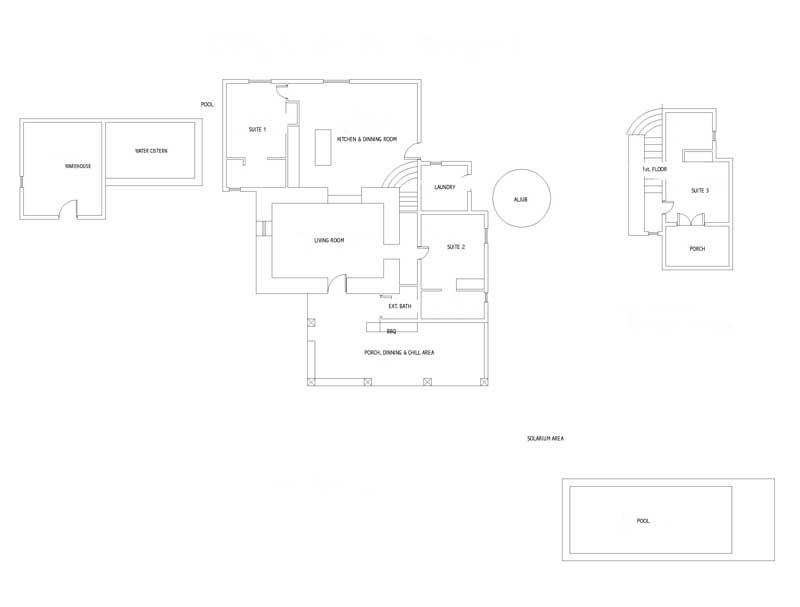 Floor Plan Can Sal