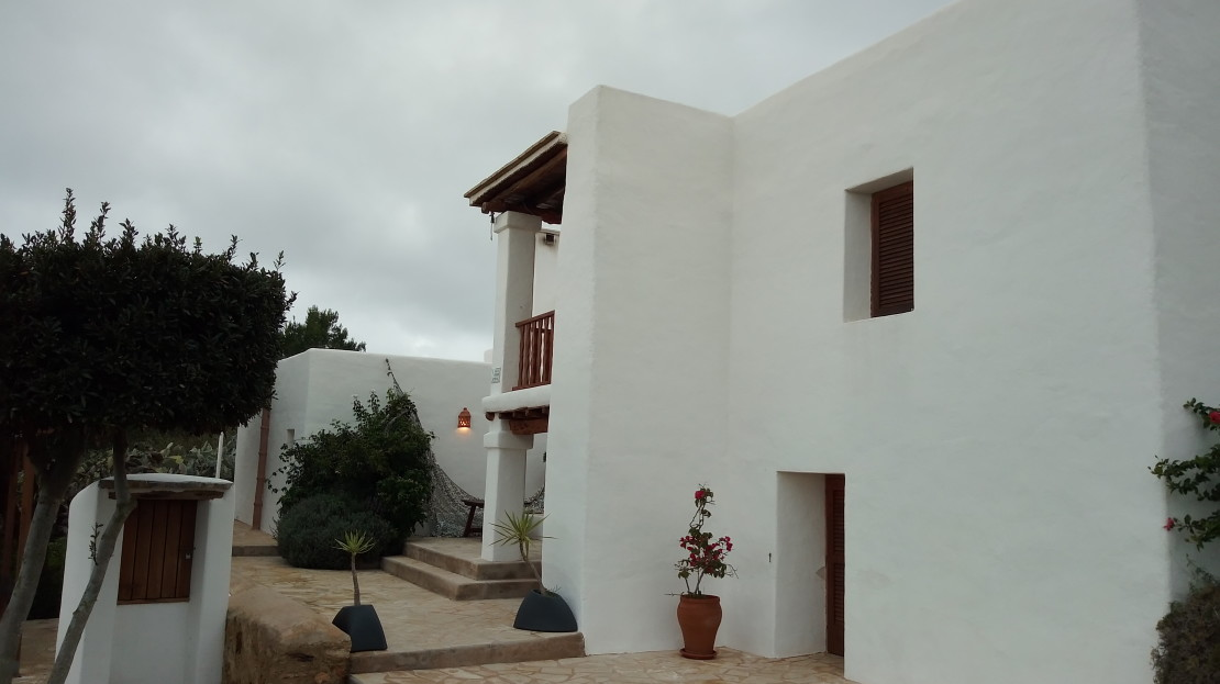Authentic finca to buy in Ibiza with seaviews, Spain