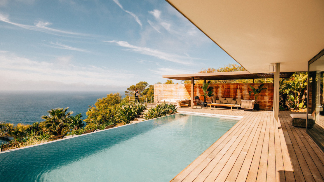 Luxurious holiday rental, Ibiza