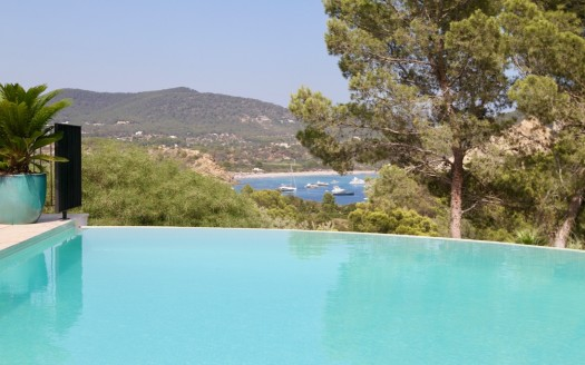Luxury retreats in Ibiza
