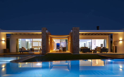 Villa Cala Conta, Gated Community