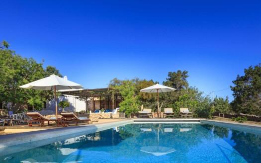 Villa Can Larzac, Formentera