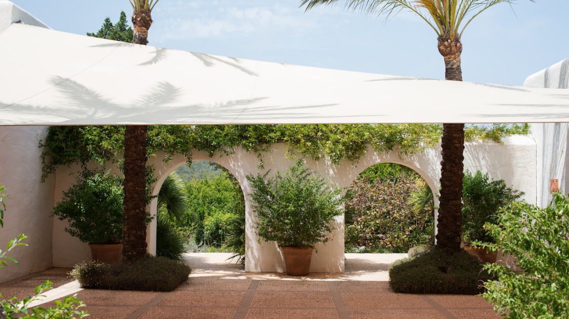 Private villa to celebrate events with sea access, Balearic island, Spain