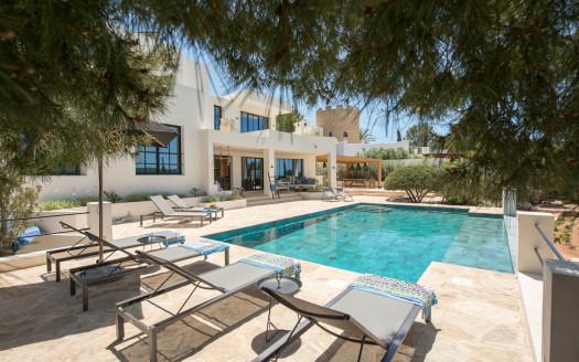 Family-friendly villa Collection
