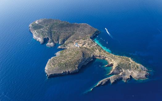 Private island to rent in Ibiza, Mediterranea, Spain