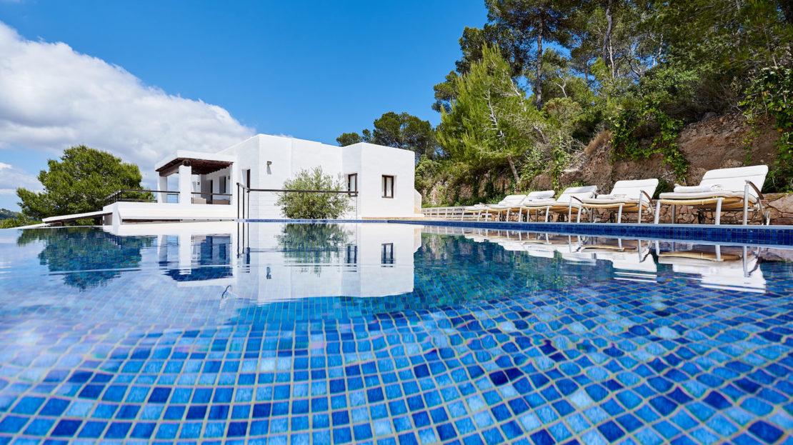 Family-friendly villa rental, Ibiza