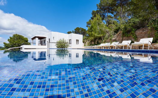 Family-friendly villa rental, Ibiza