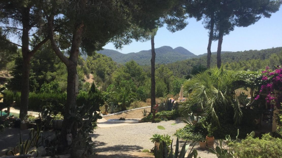 Countryside house for sale in San José, Ibiza, Balearic island, Spain