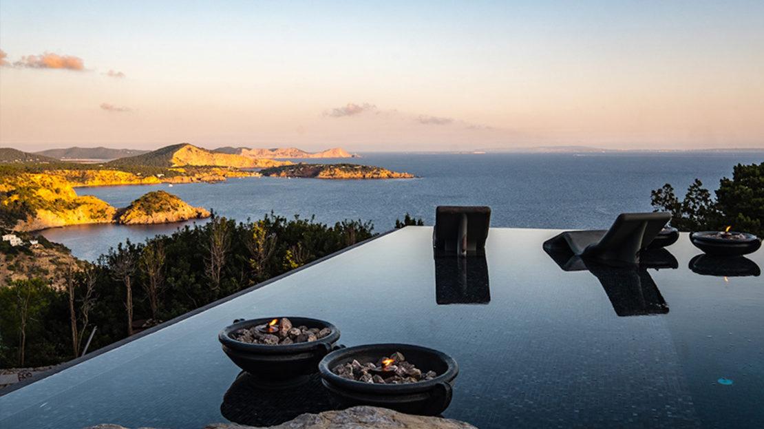 Prestigious seafront villa, sale, Ibiza