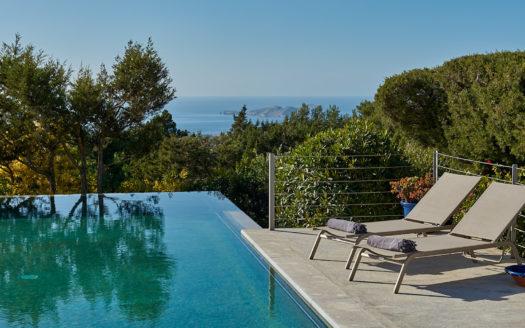 6 bedroom luxury villa to rent in Ibiza, Spain