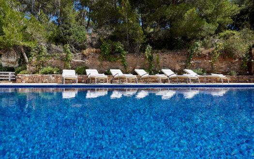 6 bedroom villa for sale, with rental licence, in Es Cubells, San José, Ibiza