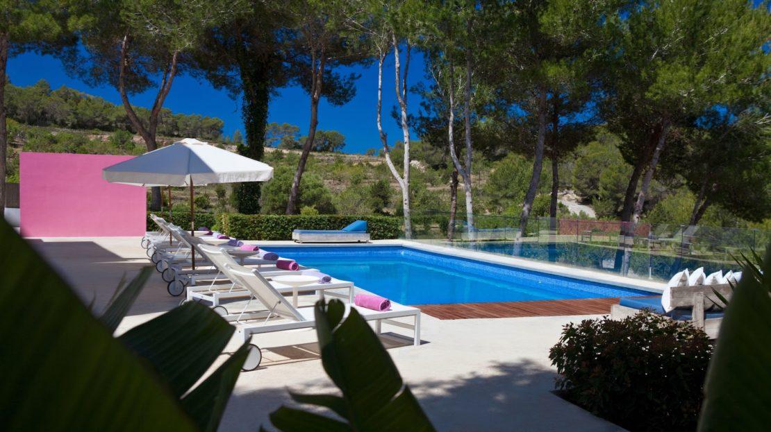 6 bedroom villa to rent in Ibiza
